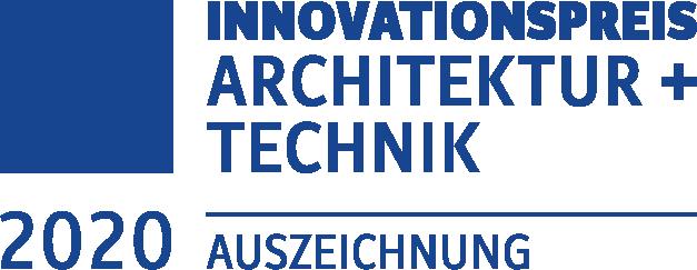 Logo des AIT Innovationspreises 2020