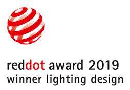 Red Dot Design Award 2019 für MATRIX RIngleuchte