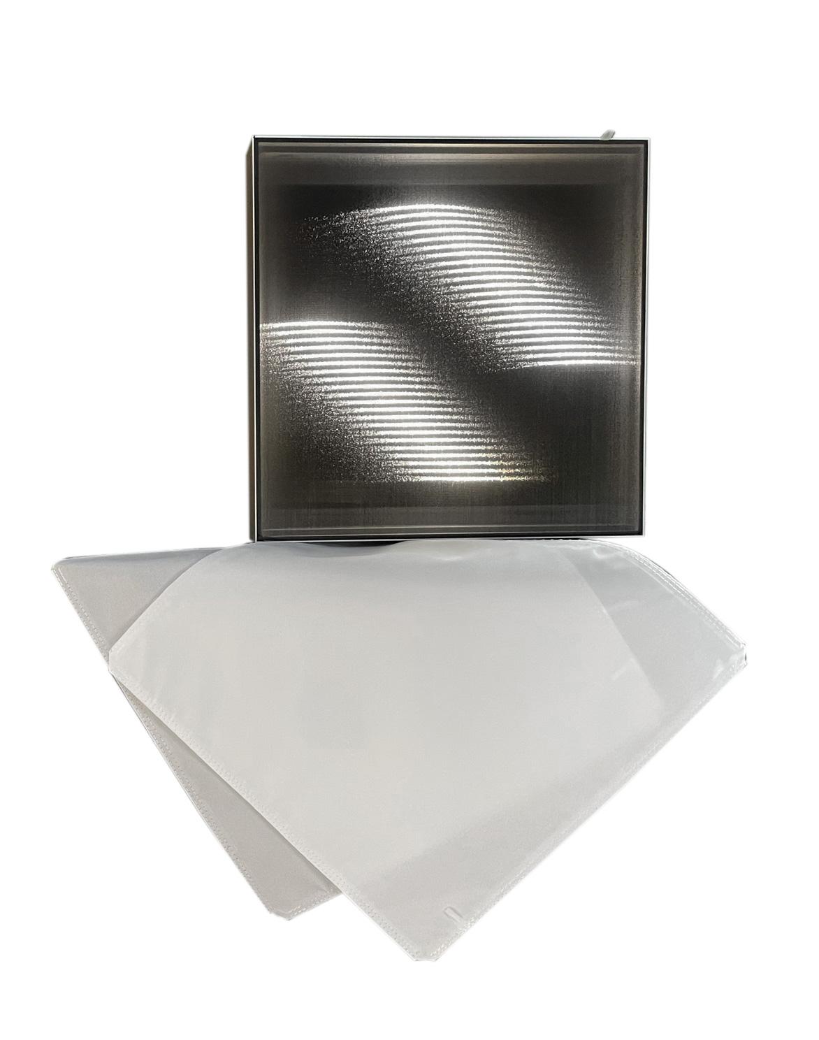 Musterrahmen Set von ETTLIN LUX mit lichttechnischen Textilien