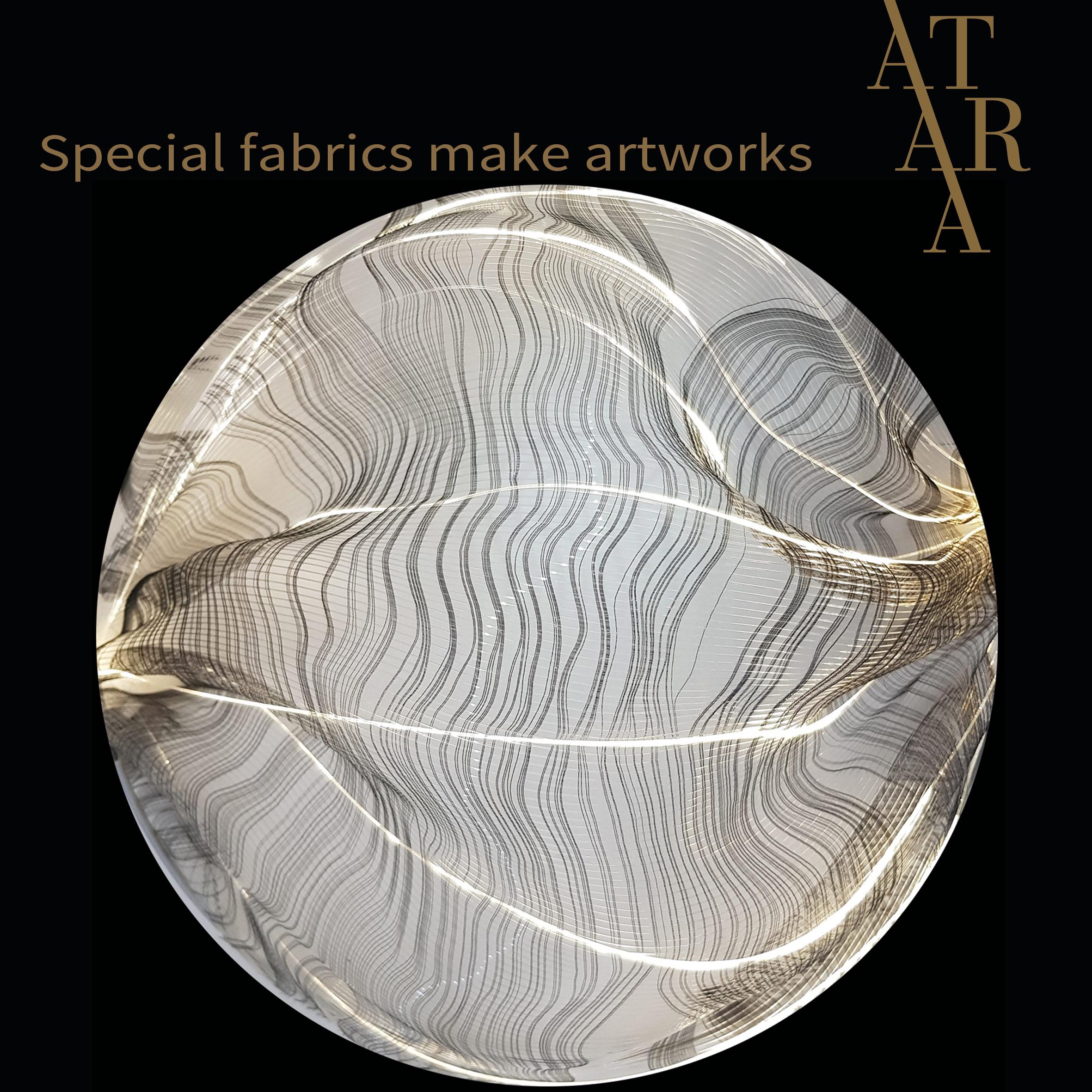 Kunstvolles Lichtdesign mit ATARA design